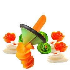 Légume fleur trancheuse spirale fruit entonnoir spiralizer Sharper cuisine  I