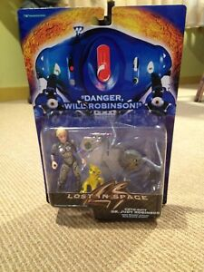 Vintage Dr Judy Robinson Lost In Space Figurine Toy New In Box