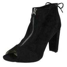Scarpe da donna stiletti casual cerniera