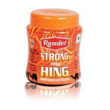 Ramdev Strong Hing Powder Ferula Asafoetida powder natural 100Gm cooking spice