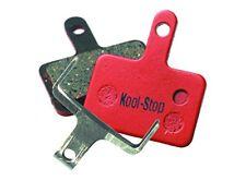 Kool-stop pastiglie per freni a disco bici Magura-disc Rosso (rot) (v7e)