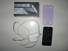 Apple iPhone 4 - 16GB - Black Smartphone.
