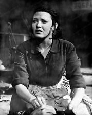 8x10 Print Linda Darnell Two Flags West 1950 #078