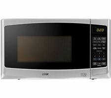 Logik L20MS14 20L Solo Microwave - Silver