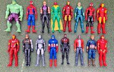 "Various 30cm/12"" Marvel Action Figures - Titan Hero - Multi Listing - Free P&P"