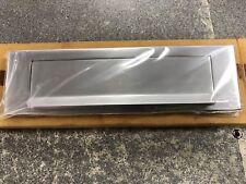 Carta de apertura exterior Placa 260 Aluminio Anodizado Satinado