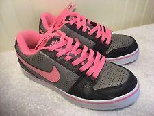 Nike SB Women's Ruckus Night Stadium Polarized Pink SkateBoard Shoes Low US 6.5
