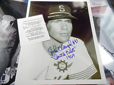 John O'donoghue autographed auto 1969 SEATTLE PILOTS solid lefty reliever signed