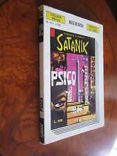 SATANIK N. 16 SERIE DEL 25° - COLLANA PSYCO