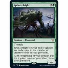 MTG Commander 2020 - Splinterfright - NM Card