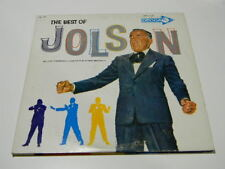 AL JOLSON-The Best Of Al Jolson (196?)  Mono DECCA DXA 169 2-LP Set