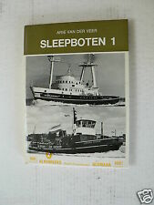 ALL ABOUT SLEEPBOTEN TUGS 1,WIJSMULLER,G DOEKSEN EN ZONEN,GOEDKOOP,