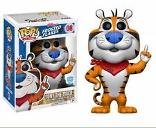 Funko Pop Ad Icon :Frosted Flakes Tony the Tiger #08 Funko Shop LE 1/3000