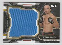 Glover Teixeira UFC 2015 Topps Chronicles Jumbo Fight Mat Relics #JFMR-GT