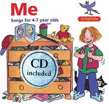 Songbirds - Songbirds: Me (Book + CD): Songs for 4-7 year olds, 0713648007, New