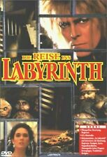 Die Reise ins Labyrinth von Jim Henson | DVD | Zustand gut