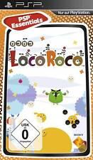 ELDORADODUJEU >>> LOCO ROCO Pour PSP NEUF VF