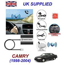 CAMRY Bluetooth Hands Free Phone AUX Input MP3 USB 1.0A Charger Module 5+7P
