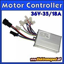 Monopattino Elettrico pezzo Motor Controller 36V 35A/18A Modelo 36V10S 1000W esc