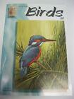 Leonardo Collection  Art Book  -Let us Paint Birds 28 -New