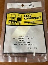 ECG1195  Integrated Circuit SYLVANIA (f1)