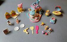 Polly Pocket Mimi's Ice Cream Stand Goo Goo's Vintage Blue Bird Bluebird