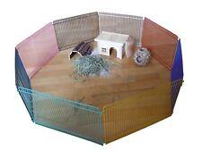 Freigehege f. Hamster Mäuse Freilaufgehege Gehege Zaun