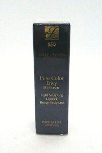 Estee Lauder Pure Color Envy Hi Lustre Lipstick ~ 350 Pretty Lucky ~.12 oz BNIB