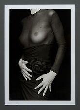 Ferdinando Scianna Limited Edition Photo 17x24cm Marpessa, 1987 Nude B&W Magnum