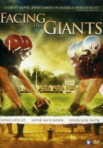 FACING THE GIANTS (WS) NEW DVD