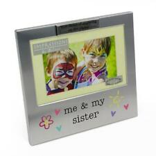 Personalised Me and My Sister Photo Frame FA519SIS-P