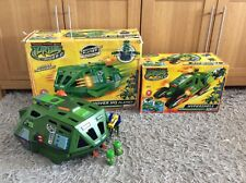 Teenage Mutant Ninja Turtles Flash Forward Hover HQ Play Set & Hypershell