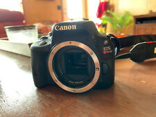 New listing Canon Eos Rebel Sl1 - Black (Body Only)