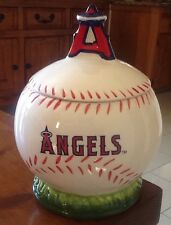 Los Angeles Angels SGA New Ceramic Candy Jar in Box