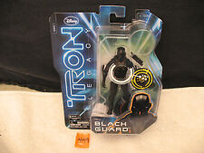 DISNEY TRON LEGACY BLACK GUARD ACTION FIGURE *NEW MOC* 2010 SPIN MASTER