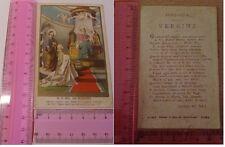 B.V. DEL S.S. ROSARIO con affresco e Preghiera alla Vergine - 126