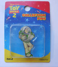 Retired Disney Japan Toy Story Buzz Packaged Pin