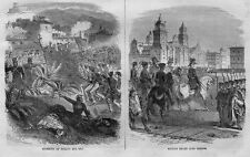 LIEUTENANT GENERAL WINFIELD SCOTT ENTRY INTO MEXICO, LANDING AT VERA CRUZ