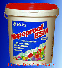 Mapei Mapeproof ESM 6kg Two Component Part A & B