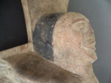Antique Africantribal art Christ -  Crucifix Unknown origin