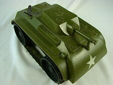 Vintage MARX Wind Toy Tank - Great Looking - 40s or 50s