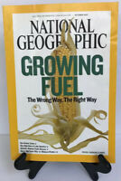 National Geographic Magazine, Growing Fuel October 2007