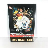 Justice Society Of America The Next Age TPB DC Comics Marvel