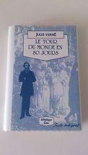 Jules Verne - Le tour du monde en 80 jours - Bibliothèque Lattès