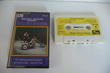 MICHAEL STEVENS CHANTE ROLLING STONES CASSETTE K7 AUDIO TAPE.LOCOMOTIVE ML 023.