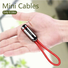 X-Level Lightning Type-C Micro USB Mini Portable Fast Data Cable For IOS Android