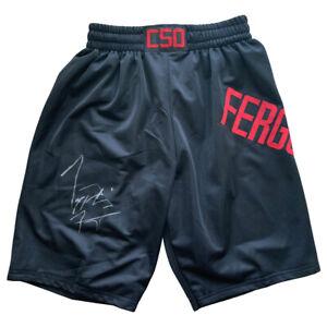 Tony Ferguson autographed signed inscribed trunks UFC El Cucuy PSA COA