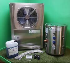 Air Source Heat Pump - Complete Heating Package For Office, Conservatory, House