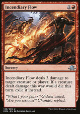 INCENDIARY FLOW NM mtg Eldritch Moon Red - Sorcery Unc