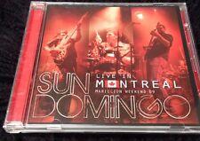 Sun Domingo Live In Montreal 09 CD Marillion Asia Transatlantic